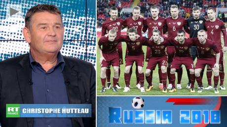 Russia 2018 : Christophe Hutteau