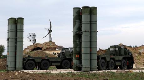Le système de défense antiaérien S-400 (illustration)