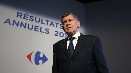 Georges Plassat a été PDG du groupe Carrefour entre 2012 et 2017