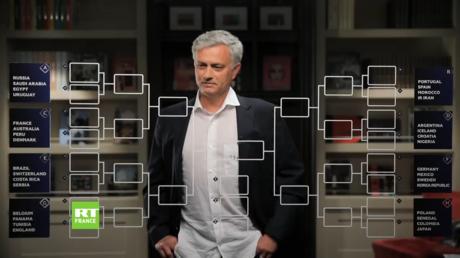 Mondial 2018 : selon José Mourinho la France dominera facilement son groupe