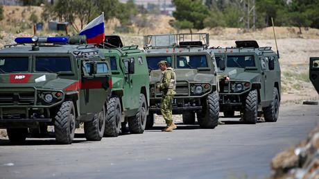 Poutine : la Russie ne se retirera pas de Syrie avant d'avoir assuré ses «intérêts vitaux»
