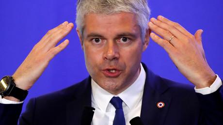 Laurent Wauquiez ne semble pas encore avoir convaincu les Français