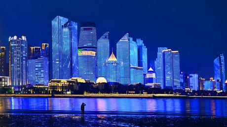 La ville de Qingdao en Chine, où se tiendra le sommet de l'OCS des 9 et 10 juin