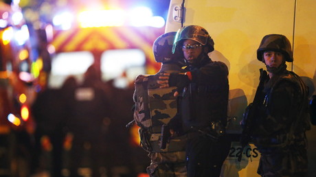 L'opération spéciale en cours la nuit de l'attaque au Bataclan