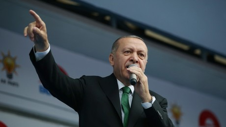 Le président turc Recep Tayyip Erdogan (illustration)