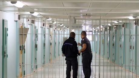 Dans la prison de Fleury-Merogis (image d'illustration)