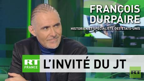 Désunion au G7 : «C'est l'échec de la stratégie d'Emmanuel Macron», estime François Durpaire