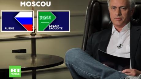 «La Russie doit gagner» : José Mourinho se penche sur le match d'ouverture contre l'Arabie saoudite