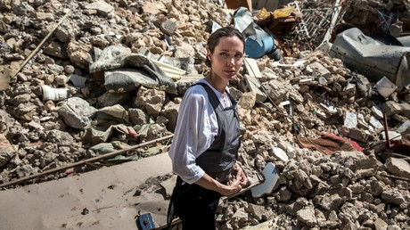 Angelina Jolie : «J'appelle la communauté internationale à ne pas oublier Mossoul»