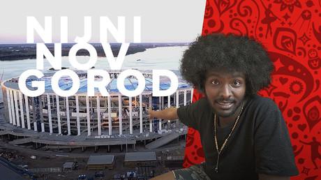 La Folie du Mondial : Nijni Novgorod
