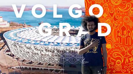 La Folie du Mondial : Volgograd