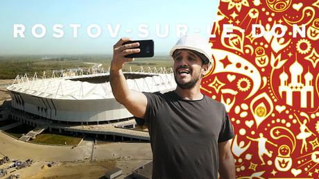 La Folie du Mondial : Rostov-sur-le-Don