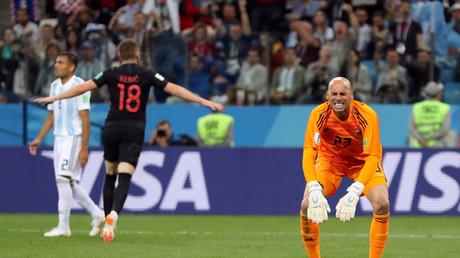 Ecrasés par la Croatie, l'Argentine et Messi se font charrier par les internautes