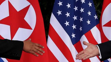 Trump prolonge les sanctions contre Pyongyang mais suspend trois exercices militaires avec Séoul