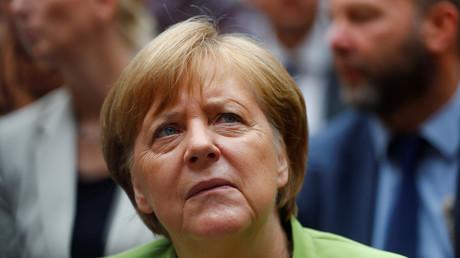 Près de la moitié des Allemands ne veulent plus d'Angela Merkel, selon un sondage