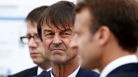 Nicolas Hulot peut voir son initiative être retoquée par le Conseil constitutionnel
