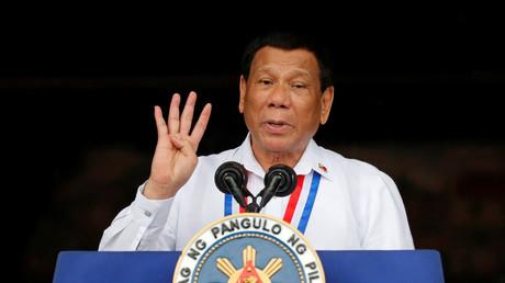 Rodrigo Duterte est le président philippin depuis le 30 juin 2016