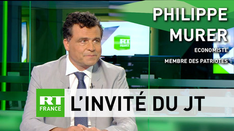 Philippe Murer sur le Brexit : «La négociation est engluée, l'Union européenne la refuse»
