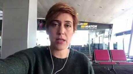 Liberté de la presse ? L'Ukraine décide d'expulser Paula Slier, journaliste pour RT