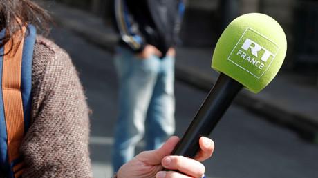 RT France a été mise en demeure par le CSA