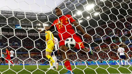 Coupe du monde : la célébration du Belge Batshuayi fait déjà le tour de la planète