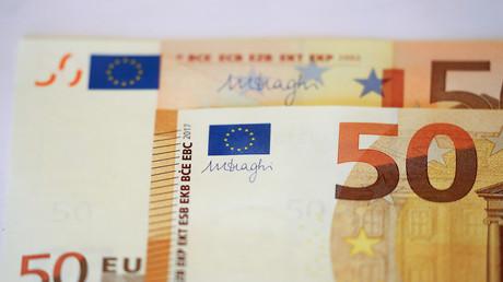 Devise européenne (image d'illustration).