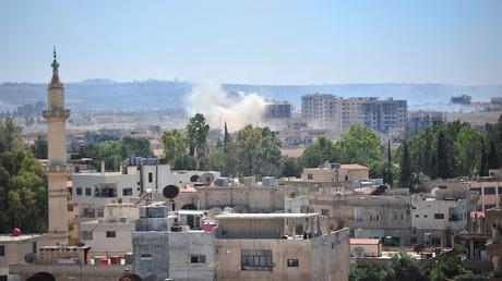 La Turquie fustige «les assauts inhumains du régime» syrien et renvoie la Russie et les US dos à dos