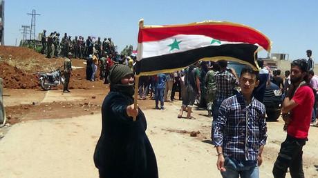 Des négociations pour un accord de paix entre Russes et rebelles syriens à Deraa auraient échoué