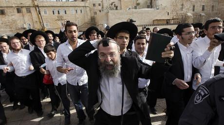Une top-model pose nue devant le Mur des Lamentations et s'attire les foudres des rabbins (PHOTOS)