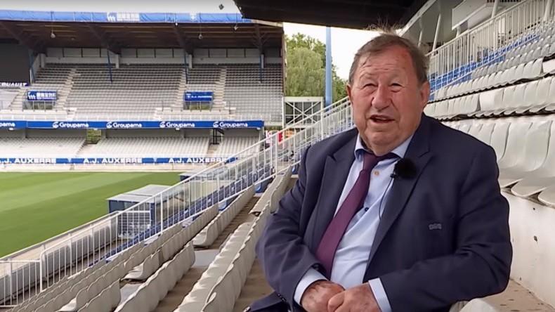 Guy Roux livre à RT ses attentes pour l'équipe de France à la Coupe du monde (VIDEO)