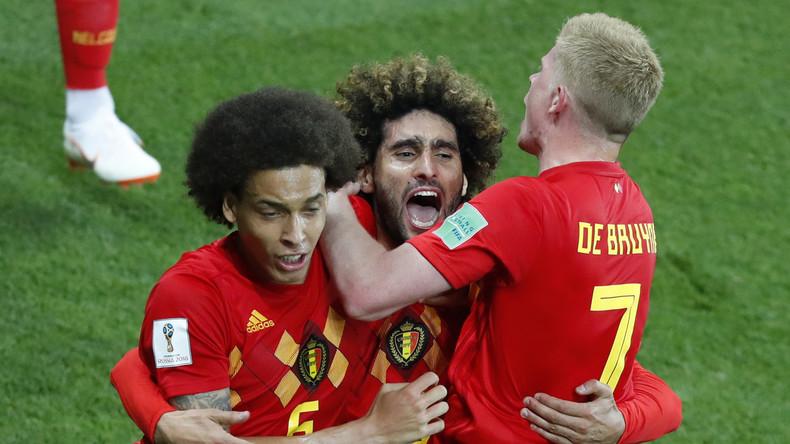 Mondial : si la Belgique marque plus de 15 buts, une marque s'engage à payer la TV de ses clients