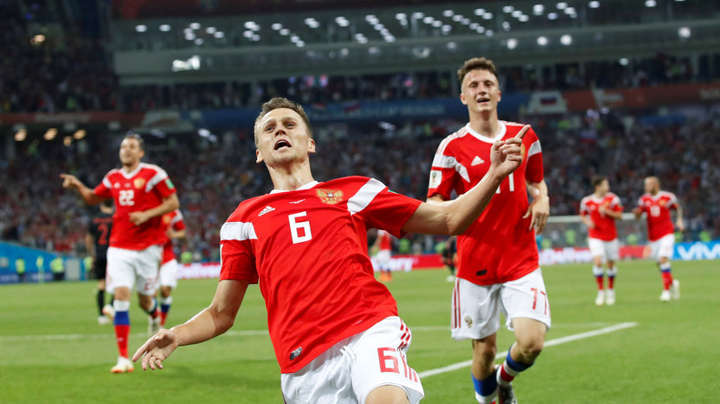 Revoyez l'incroyable but de Denis Cheryshev contre la Croatie (VIDEO)