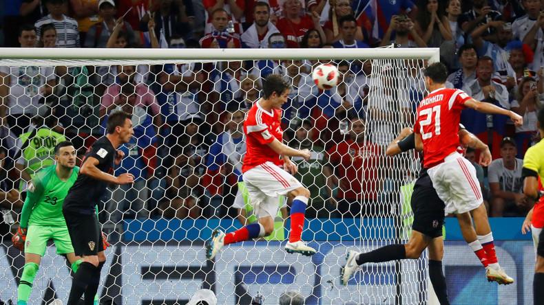 Russie-Croatie : la place en demi-finale se joue aux tirs au but