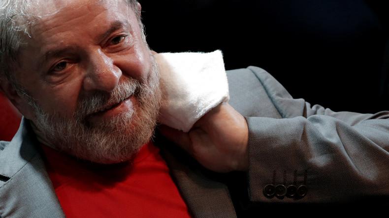 Brésil : un juge annule l'ordre de libération de l'ex-président Lula