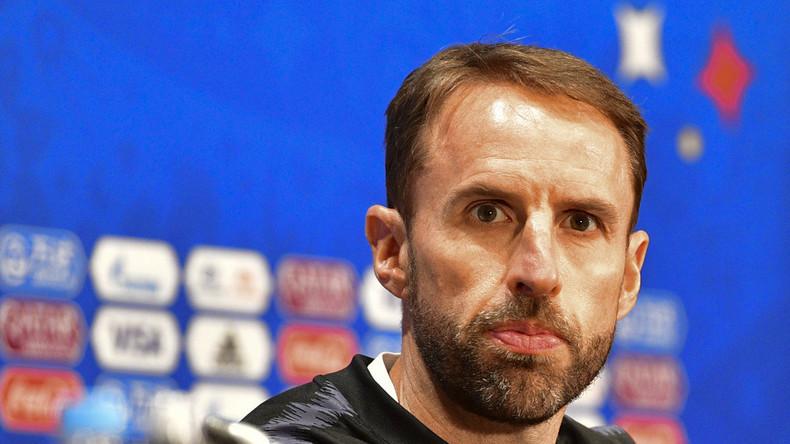 Mondial 2018 : l'entraîneur anglais Gareth Southgate loue l'accueil «fantastique» des Russes