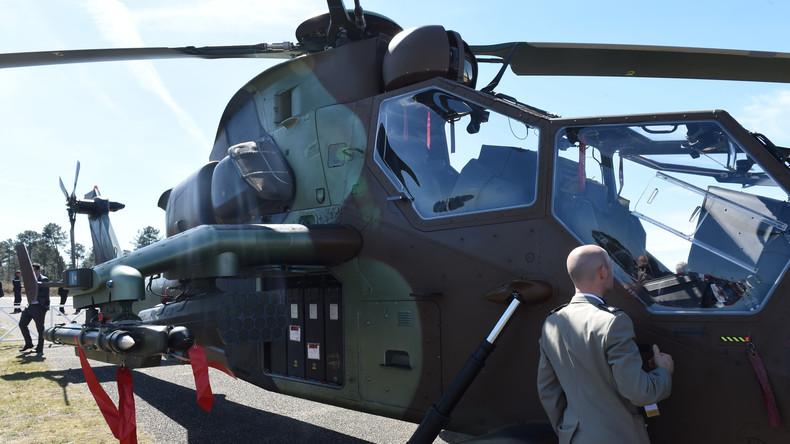 Armée : «Seul un hélicoptère sur trois est en mesure de décoller», selon un rapport du Sénat