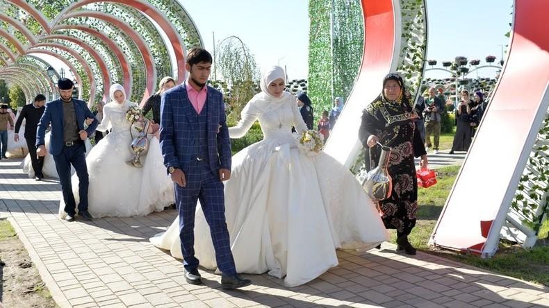 Un ministre tchétchène invite les Russes à pratiquer ouvertement la polygamie