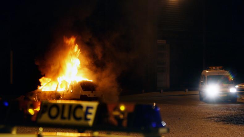 237 interpellations, 134 véhicules brûlés : une nuit sous tension en région parisienne