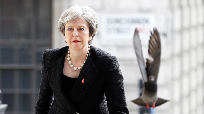 Terrorisme : un Britannique reconnu coupable d'avoir souhaité décapiter Theresa May