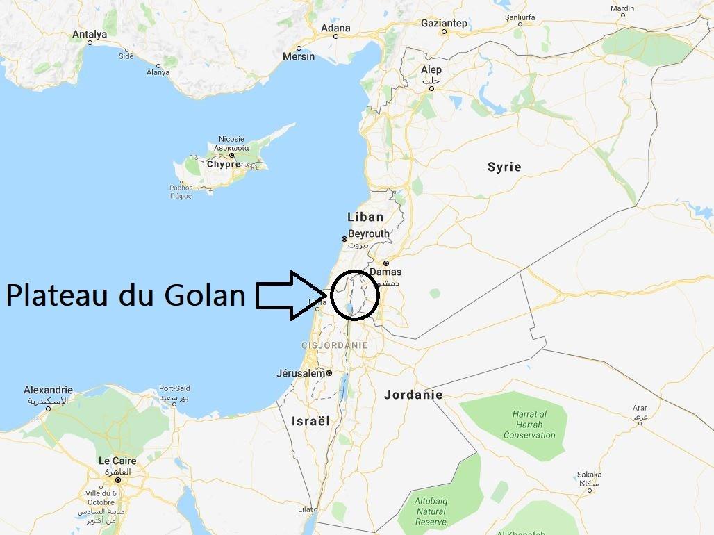 Israël renforce son artillerie dans le Golan pour «prévenir» toute présence iranienne en Syrie