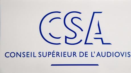 Illsutration : le logo du CSA