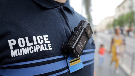 Policier Municipal/Image d'illustration