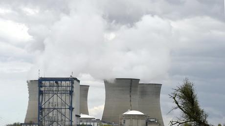 La centrale nucléaire de Bugey/08/04/2016