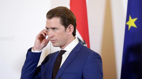 Sebastian Kurz est le chancelier autrichien depuis le 18 décembre 2017