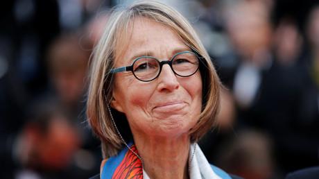 Françoise Nyssen au festival de Cannes, mai 2017, illustration