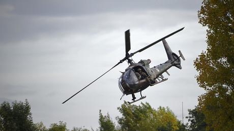 Un hélicoptère Gazelle (image d'illustration)