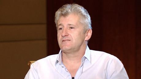 Davor Suker, buteur du France-Croatie de 1998, se livre à RT France sur le Mondial