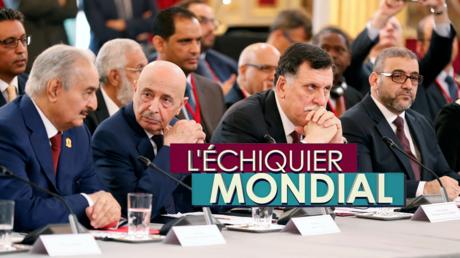 L'ECHIQUIER MONDIAL. Libye : un pays, deux gouvernements, des défis nombreux