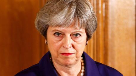 La défaite de l'Angleterre au Mondial, conséquence de la «russophobie» de Theresa May ?