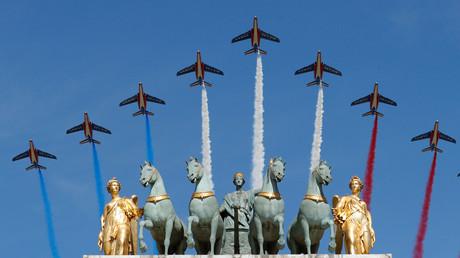 Mondial, 14 juillet: face à une «menace terroriste avérée», Paris déploie son dispositif de sécurité